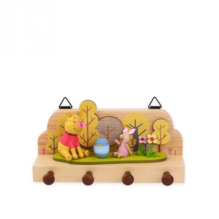 Magnetic Hook-Winnie the Pooh吸鐵掛勾-DISNEY維尼