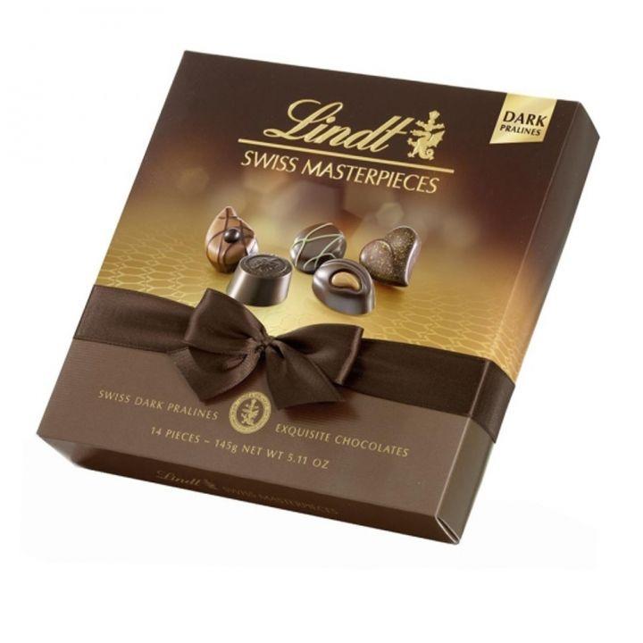 Lindt瑞士蓮 精選綜合黑巧克力禮盒