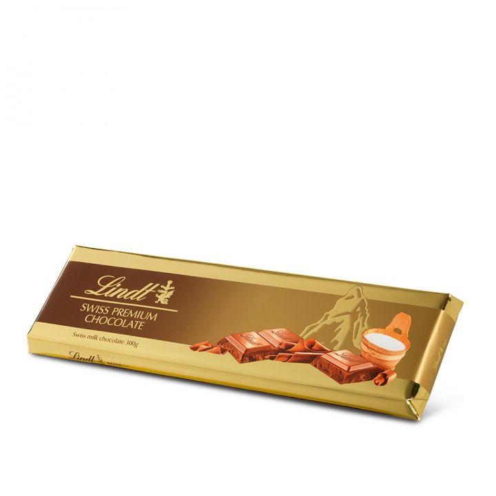 Lindt瑞士蓮 牛奶巧克力片