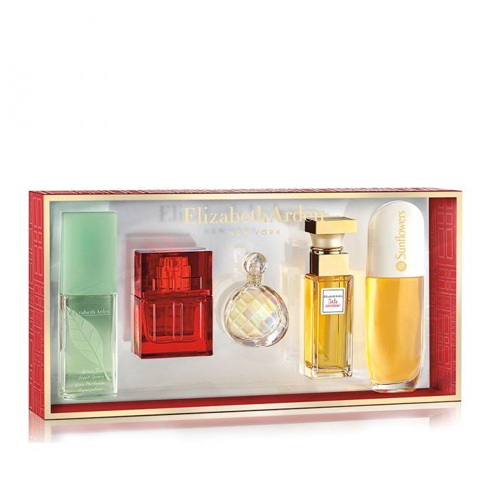 Elizabeth Arden伊麗莎白雅頓 經典小香水五件組