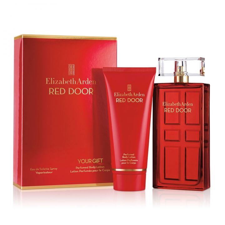 Elizabeth Arden伊麗莎白雅頓 紅門香水套裝組