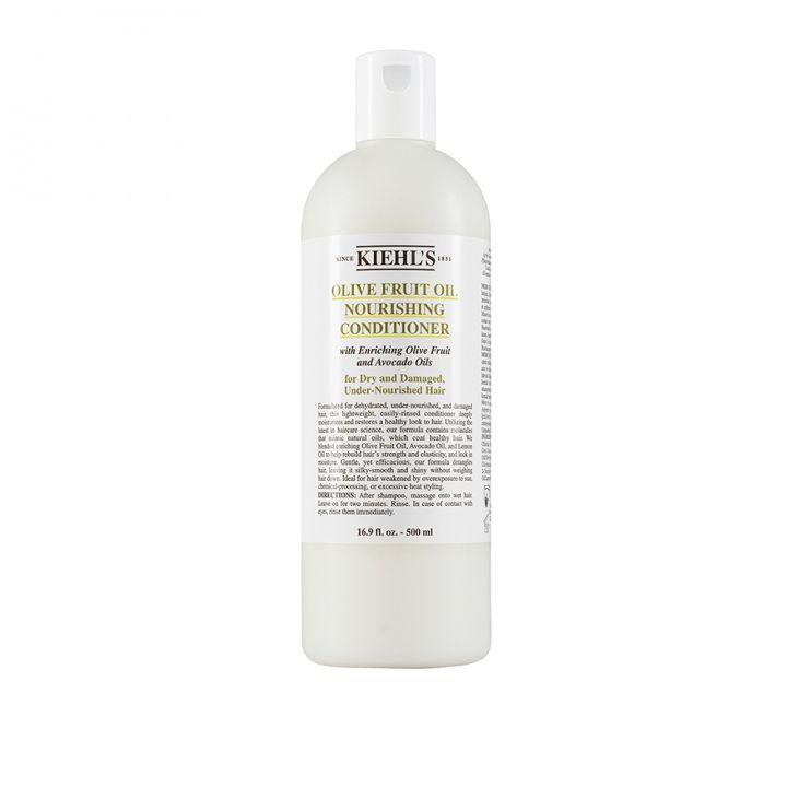 KIEHL'S契爾氏 酪梨橄欖滋潤修護潤髮乳500ML-特大裝