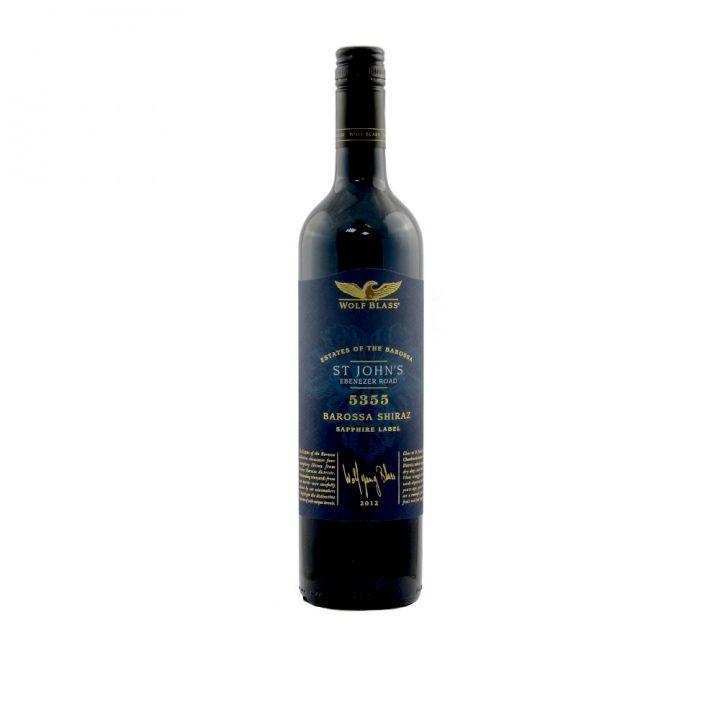 Wolf BlassWolf Blass 《滿額送萬用插座》WB St Johns 2012紅酒