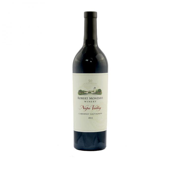 Robert Mondavi羅伯蒙岱維 RM Winery Cab 14紅酒