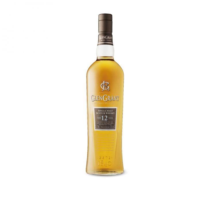 Glen Grant格蘭冠 單一純麥威士忌12年