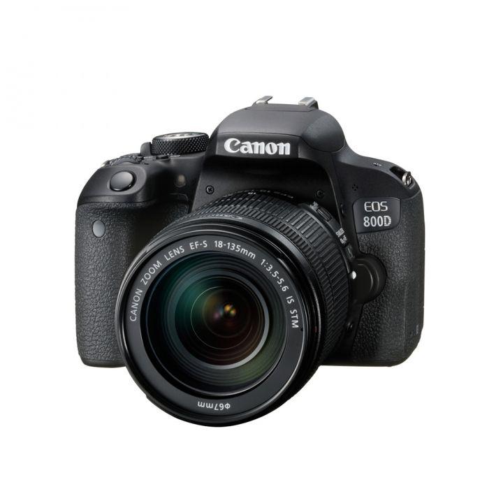 Canon佳能 EOS 800D單鏡組EF-S18-135