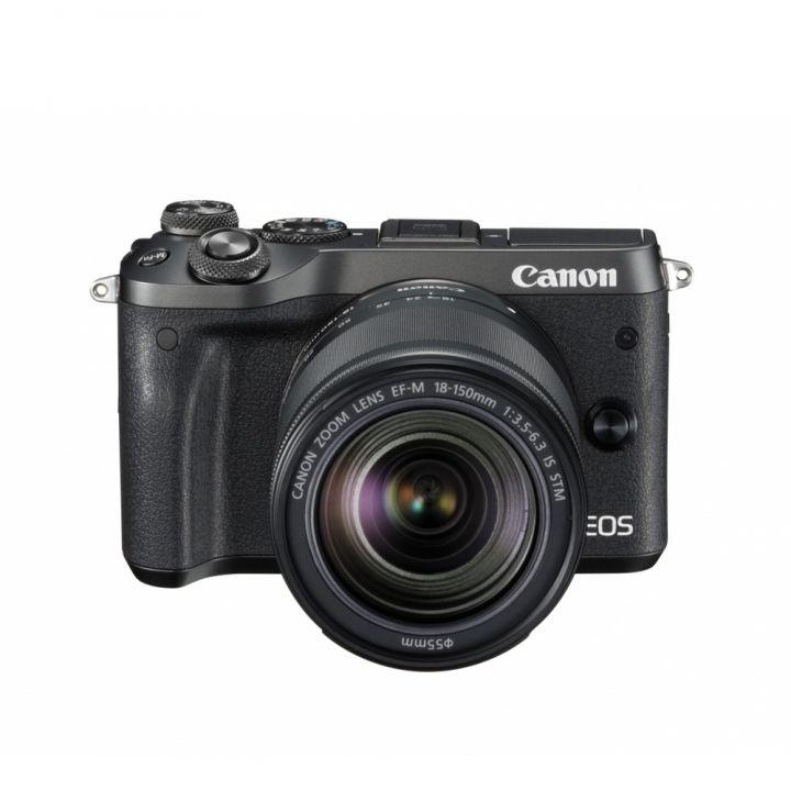 Canon佳能 EOS M6單鏡組EF-M18-150