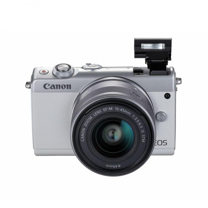 Canon佳能 EOS M100 15-45單眼數位相機