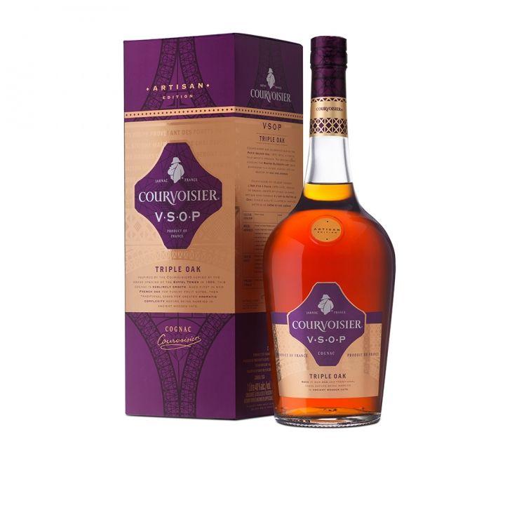 Courvoisier拿破崙 《送旅行包》VSOP Tri Oak威士忌