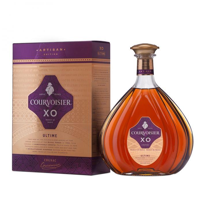 Courvoisier拿破崙 《送旅行包》XO Ultime威士忌