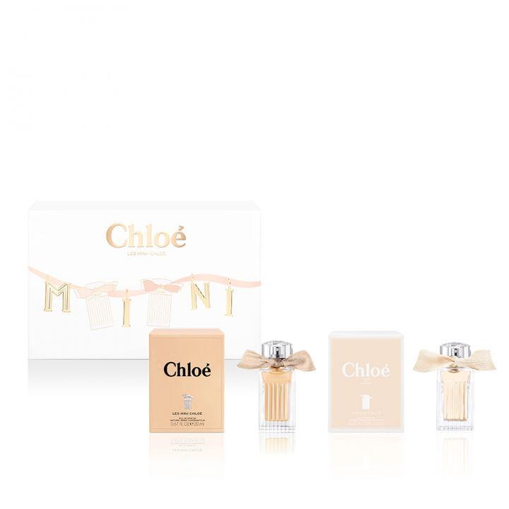Chloe蔻依 Chloé香水&櫻花玫瑰香水迷你兩件套組