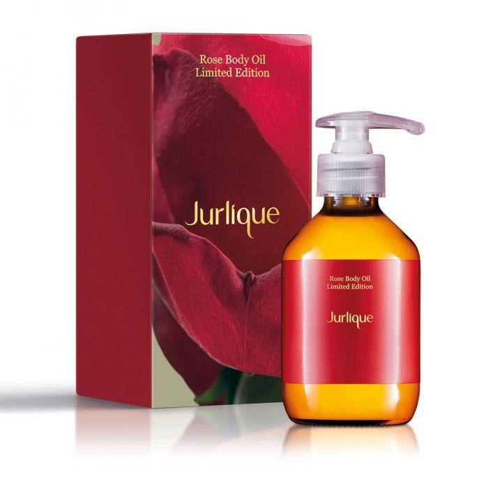 Jurlique茱莉蔻 《新年限定》限量版玫瑰按摩油