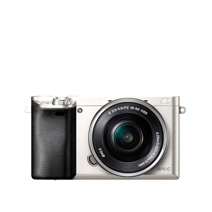 SONY索尼 《送64G記憶卡+頸枕》α6000L/B數位單眼-相機組