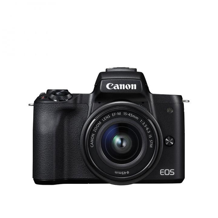 Canon佳能 EOS M50 15-45神秘黑單鏡組
