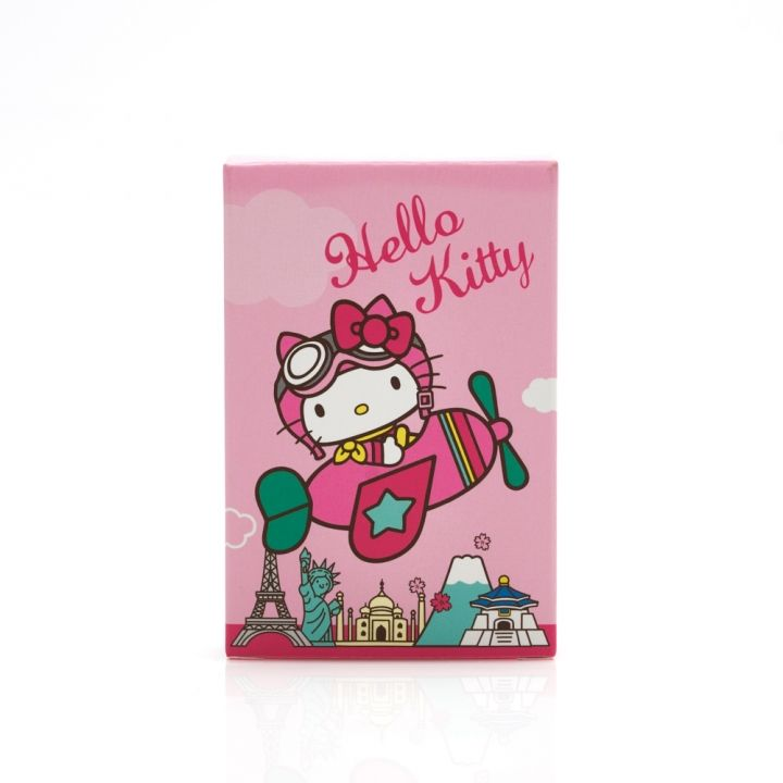 Hello KittyHello Kitty Hello Kitty環遊撲克牌-飛機款