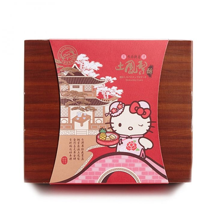 Hello KittyHello Kitty 《同品項.買6送1》Hello Kitty機場限定土鳳梨酥