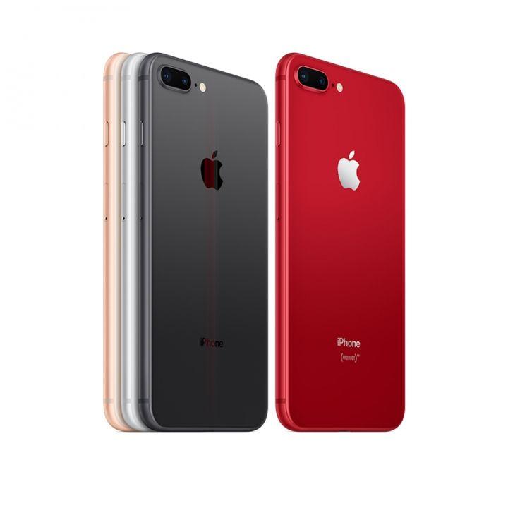 AppleApple 《送雙重禮+懸浮搖桿》iPhone 8Plus手機 256G