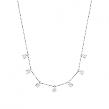 Swarovski施華洛世奇 ATTRACT:NECKLACE CHOKER CZWH/RHS鏈墜