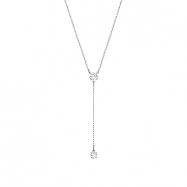 Swarovski施華洛世奇 ATTRACT:NECKLACE Y CZWH/RHS鏈墜