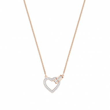 Swarovski施華洛世奇 LOVELY:NECKLACE CRY/ROS鏈墜