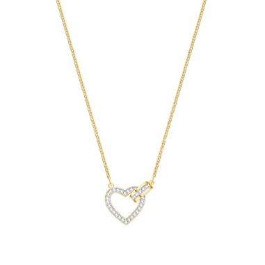 Swarovski施華洛世奇 SS LOVELY:NECKLACE CRY/GOS鏈墜