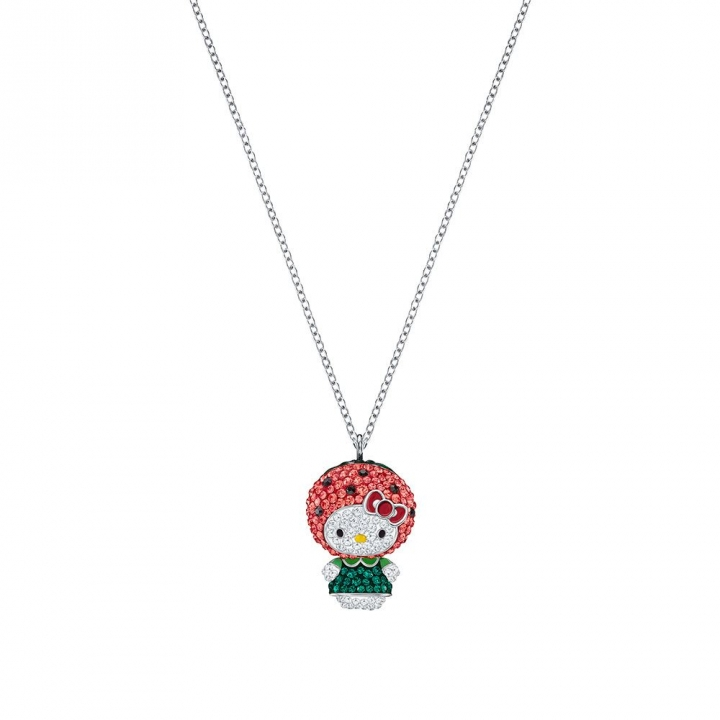 HELLO KITTY:PENDANT WATERMELON DMUL/RHSHELLO KITTY:PENDANT WATERMELON DMUL/RHS鏈墜