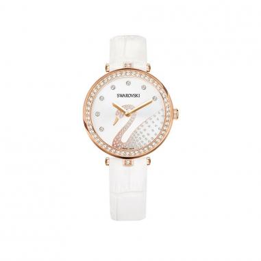 Swarovski施華洛世奇 AILA DRESSY LADY SWAN手錶