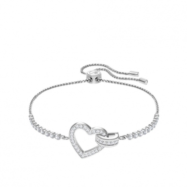 Swarovski施華洛世奇 LOVELY:BRACELET CRY/RHS M手鍊