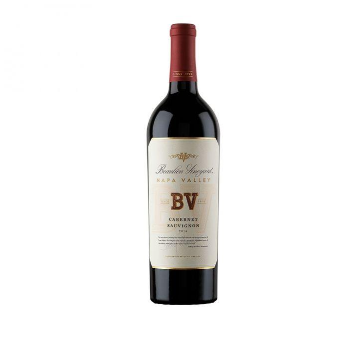 Beaulieu Vineyard美麗莊園 納帕谷卡本內蘇維翁紅葡萄酒