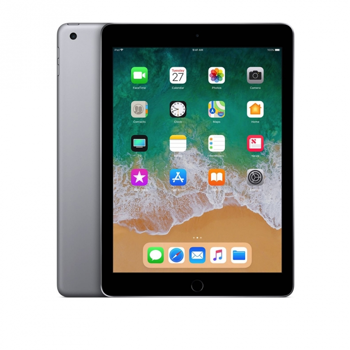 iPad Wi-Fi 128GB-2018iPad Wi-Fi 128GB平板電腦-2018新機