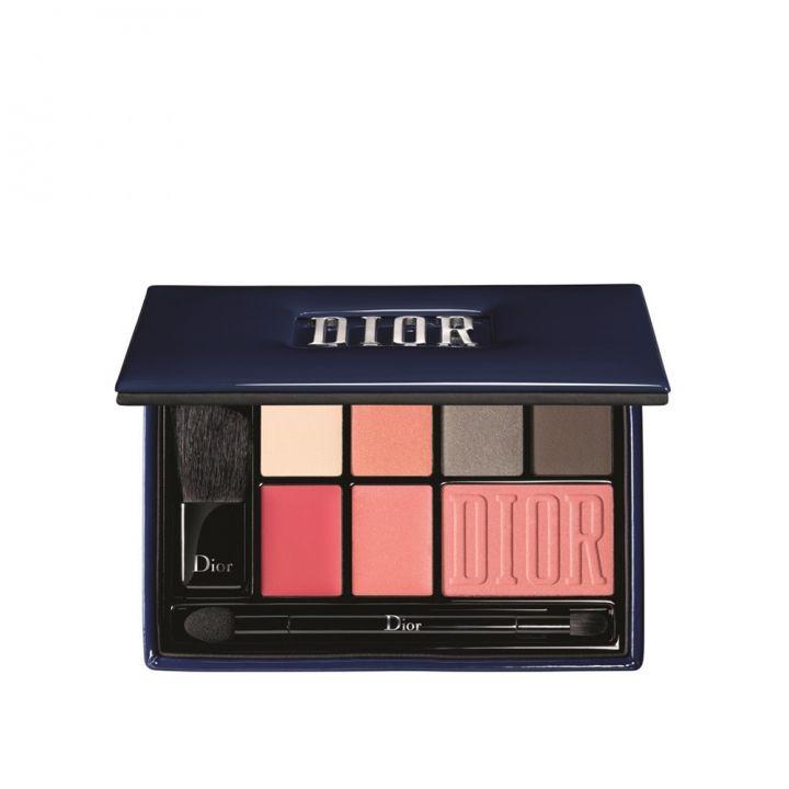Dior迪奧 摯尚彩妝盤特惠組-清新自然