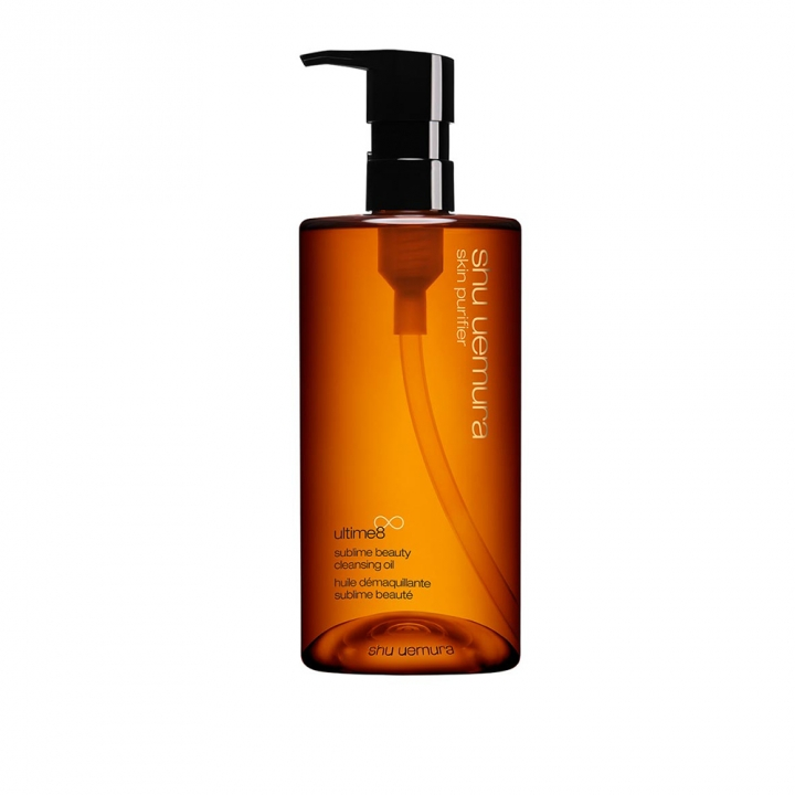 Ultime8 Sublime Beauty Cleansing Oil全能奇蹟金萃潔顏油