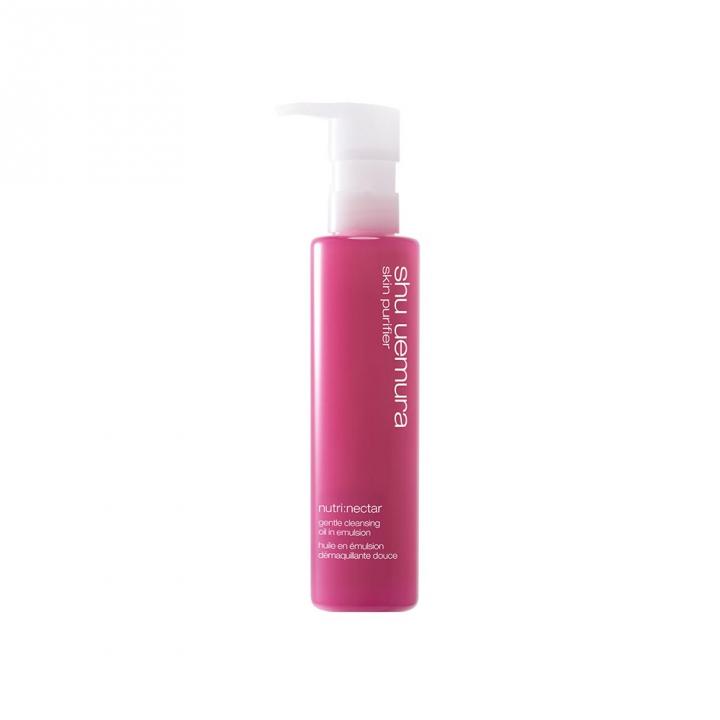 nutri:nectar gentle cleansing oil in emulsion巴西莓果潔顏凝露
