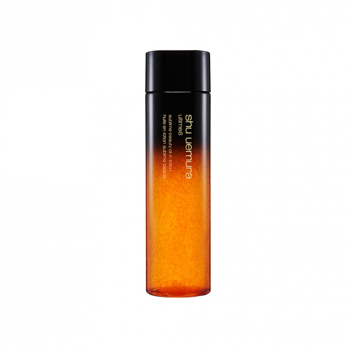 ultime8 sublime beauty oil in lotion全能奇蹟金萃精華水