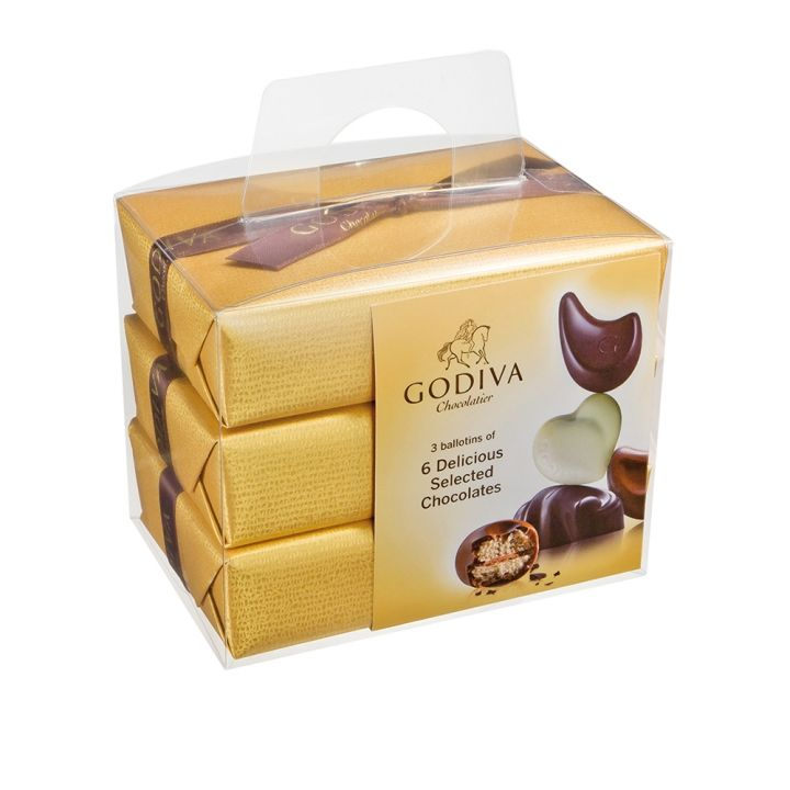 GodivaGodiva 精選綜合巧克力禮盒