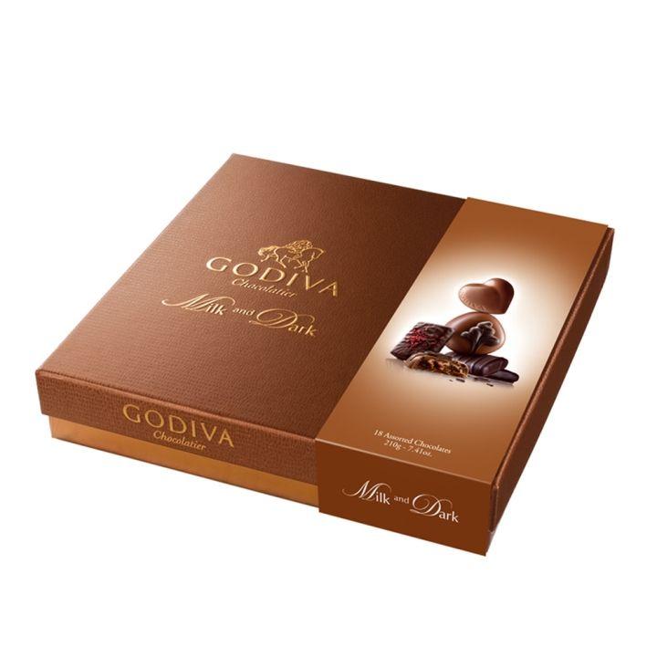 GodivaGodiva 綜合精選巧克力禮盒