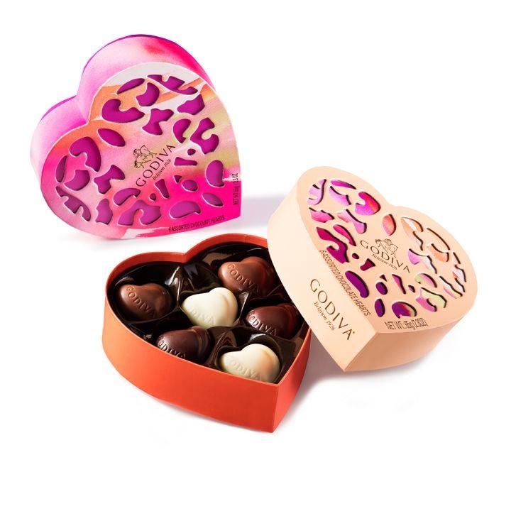 GodivaGodiva 經典心形巧克力禮盒 限量版