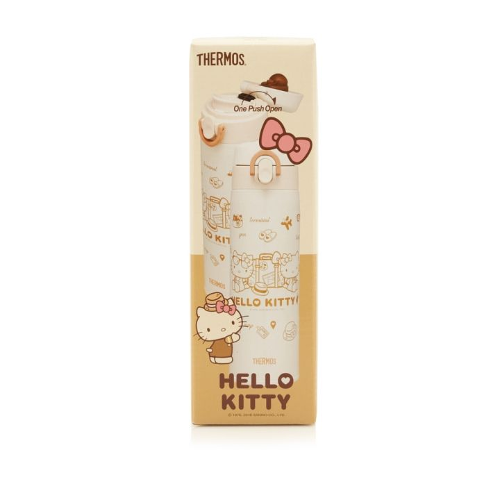 Hello KittyHello Kitty 旅行kitty好姐妹保溫瓶