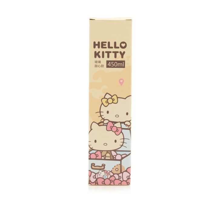 Hello KittyHello Kitty HelloKitty保溫瓶 玻璃甜心款