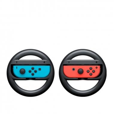 Nintendo任天堂 任天堂Switch Joy-Con 手把專用賽車方向盤2入