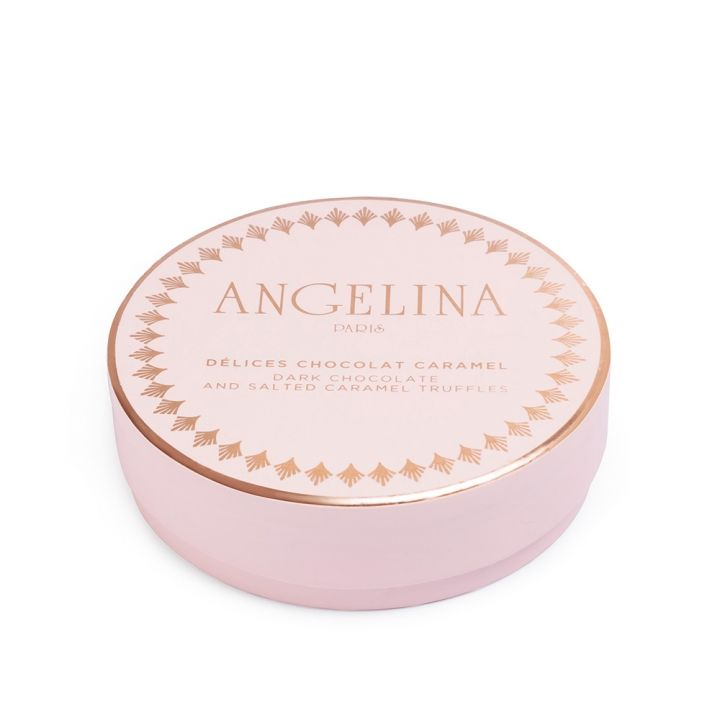 AngelinaAngelina 焦糖太妃糖黑巧克力