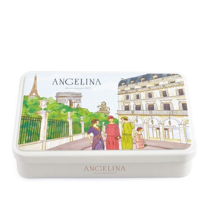 AngelinaAngelina 綜合餅乾禮盒