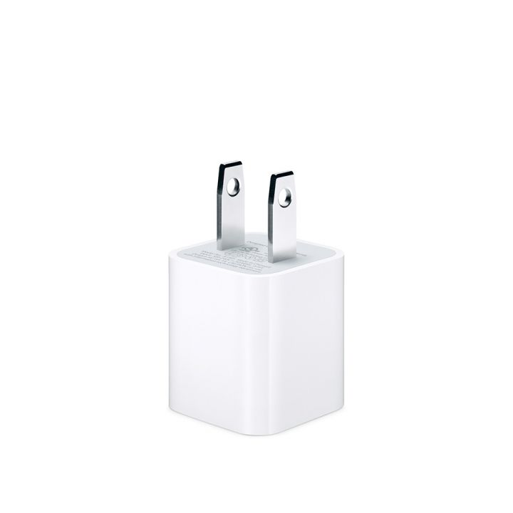 AppleApple 5W USB電源轉接器
