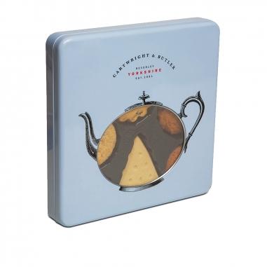 CARTWRIGHT&BUTLERCARTWRIGHT&BUTLER 英式綜合口味餅乾鐵盒
