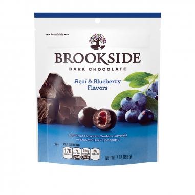 BrooksideBrookside 藍莓黑巧克力