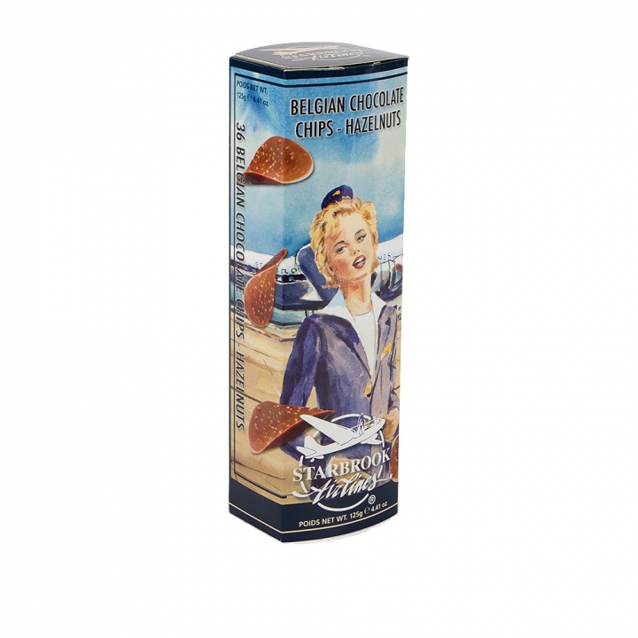 Chocolate Chips Hazelnuts榛果巧克力脆片