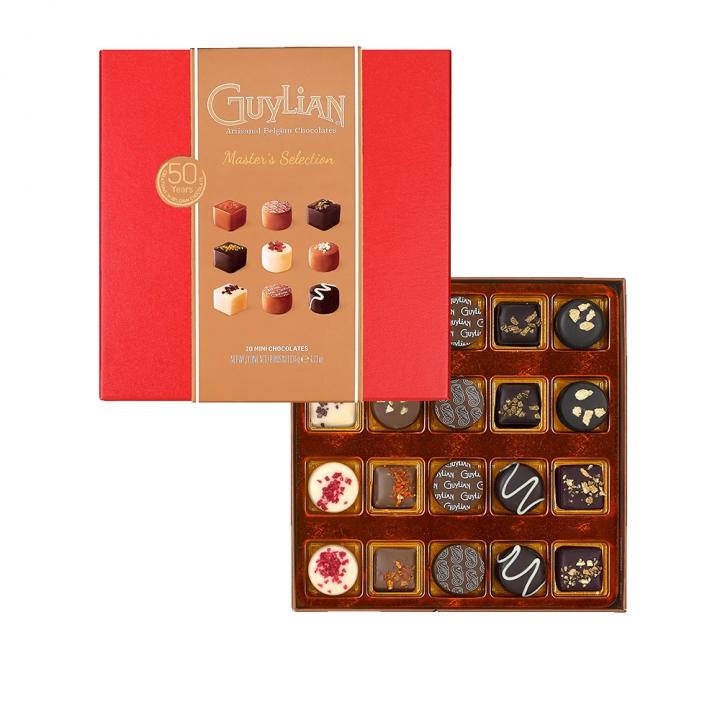 Master's Selection Gold/ Red綜合巧克力精裝禮盒