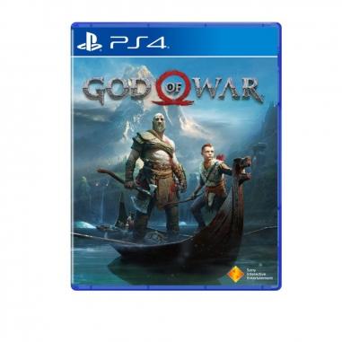 SONY索尼 PS4-戰神 中文版