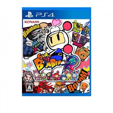 SONY索尼 PS4-超級轟炸超人R 中文版
