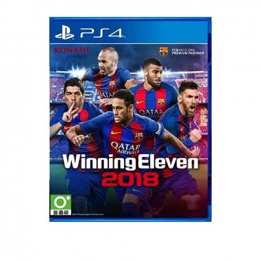 SONY索尼 PS4-世界足球競賽2018 中英文版